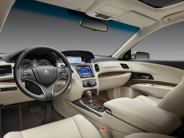 2017 Acura RLX Base Advance Package