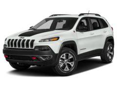 2017 Jeep Cherokee Trailhawk 4x4