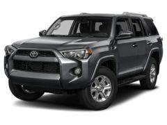 2016 Toyota 4-Runner SR5 Premium 4X4