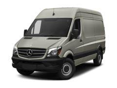 2017 Mercedes-Benz Sprinter 2500 Cargo 144 WB