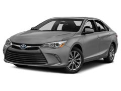 2017 Toyota Camry LE Hybrid