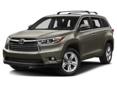 2016 Toyota Highlander Limited V6