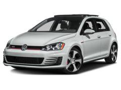 2017 Volkswagen Golf Gti 2.0T 4-Door SE Manual