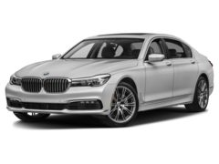 2016 BMW 740