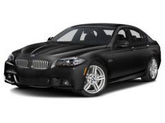 2016 BMW 5 Series 550i