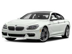 2017 BMW 6 Series 650i xDrive Gran Coupe