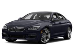 2018 BMW 6 Series 650i Gran Coupe
