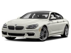 2018 BMW 6 Series 650i xDrive Gran Coupe