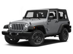 2017 Jeep Wrangler Sport 4x4