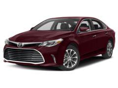 2017 Toyota Avalon 4D XLE Premium Car
