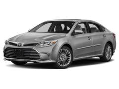 2017 Toyota Avalon 4D Limited Car