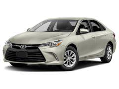 2017 Toyota Camry 4D XLE Car