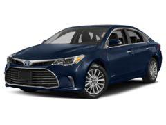 2017 Toyota Avalon 4D Hybrid Limited Car