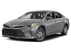 2018 Toyota Avalon 4D Hybrid Limited Car