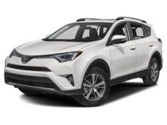 2017 Toyota Rav 4 XLE