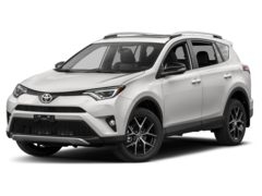 2016 Toyota Rav-4 SE AWD