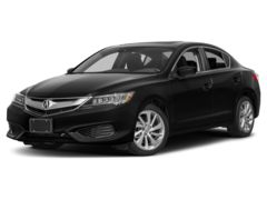 2017 Acura ILX with Technology Plus Package