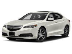 2017 Acura TLX FWD w/Technology Pkg