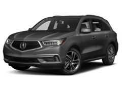 2017 Acura MDX 3.5L AWD with Advance Package