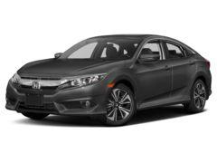 2017 Honda Civic Sedan EX-T CVT w/Honda Sensing