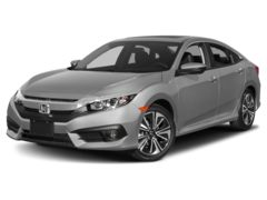 2017 Honda Civic Sedan EX-L CVT