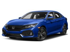 2017 Honda Civic Hatchback EX-L CVT w/Navigation