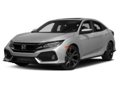 2017 Honda Civic Hatchback Sport Touring CVT