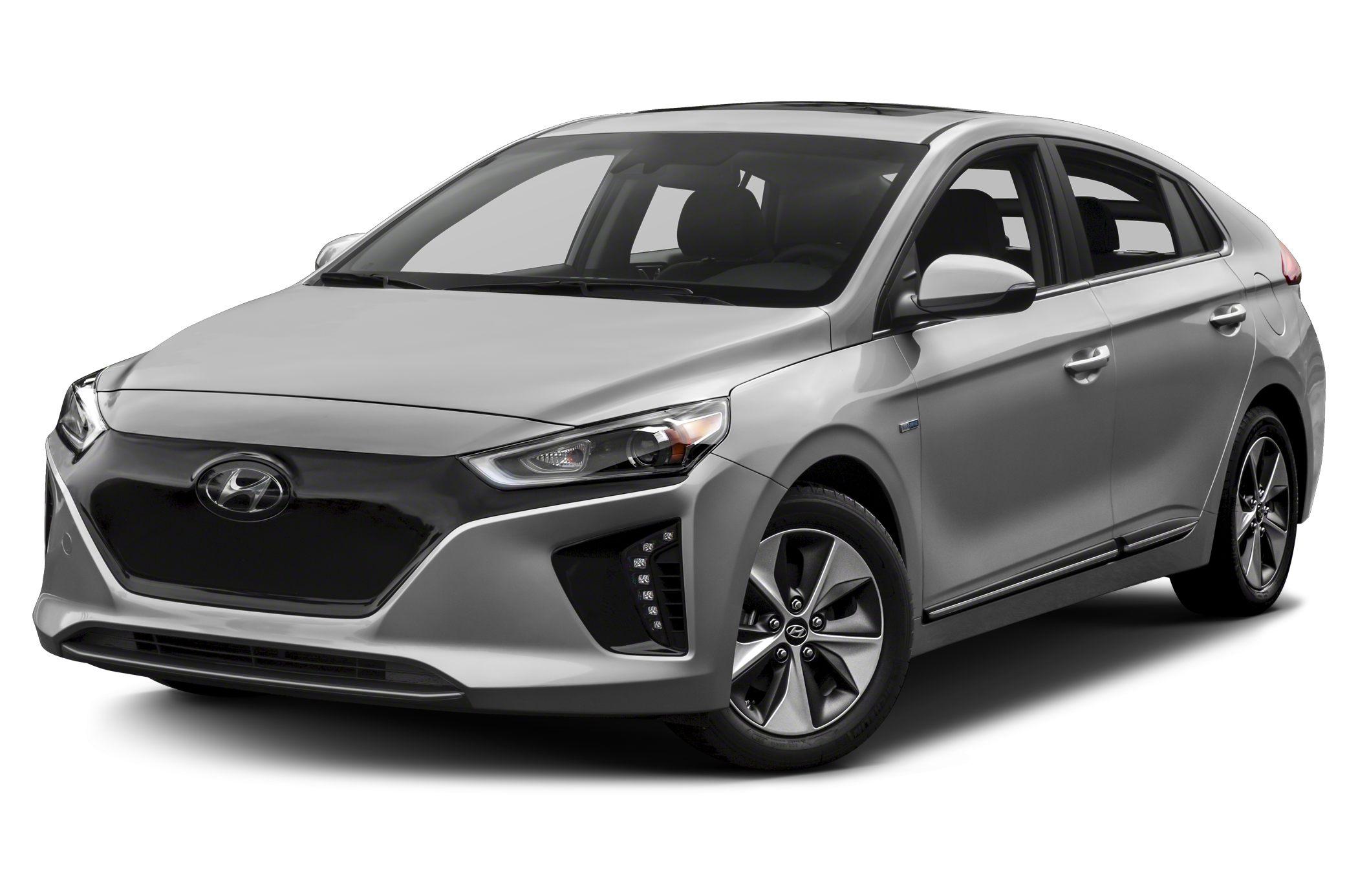 2018 Hyundai Ioniq Electric0