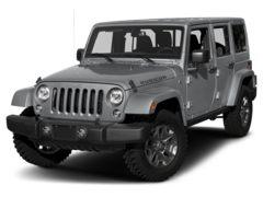 2017 Jeep Wrangler Unlimited L