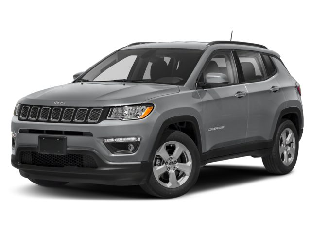 2019 Jeep Compass Latitude FWD