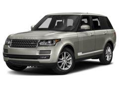 2017 Range Rover SV Autobiography Dynamic
