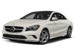 2018 Mercedes-Benz CLA 250