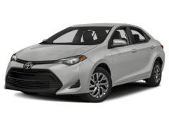 2017 Toyota Corolla 4D L Car