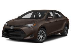 2017 Toyota Corolla 4D LE Eco Car