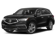 2018 Acura MDX Sport Hybrid SH-AWD