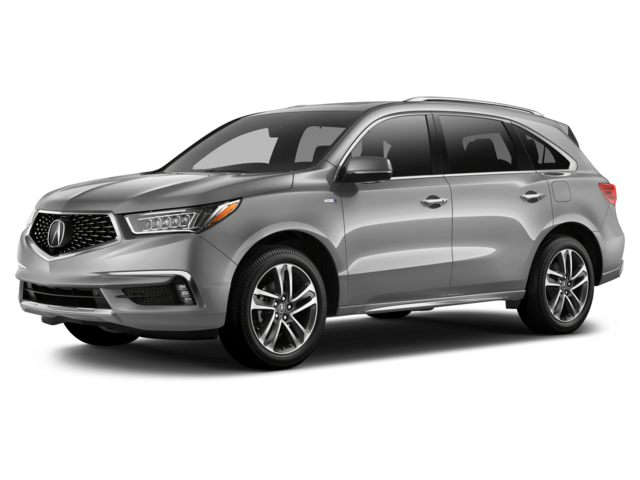 2018 Acura MDX Sport Hybrid 3.0L w/Advance Package