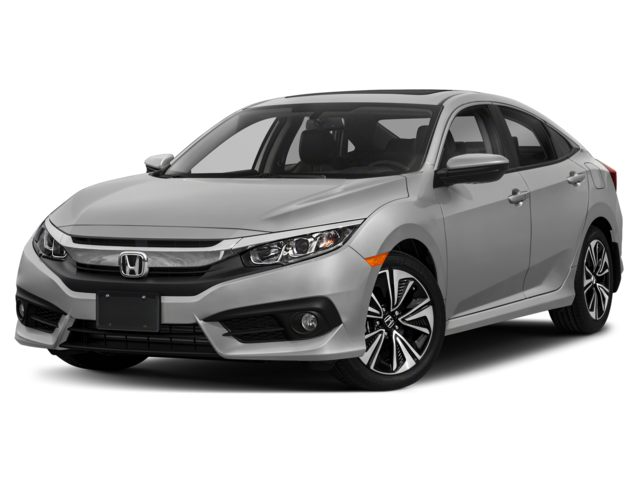 2018 Honda Civic Sedan EX-L CVT