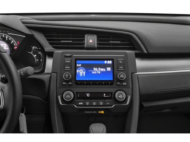 2018 Honda Civic Coupe LX Manual