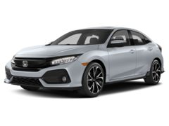 2018 Honda Civic Hatchback Sport Touring CVT