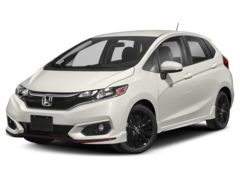 2018 Honda Fit Sport CVT