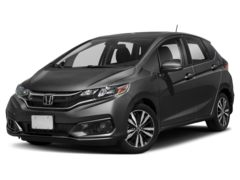 2018 Honda Fit EX CVT