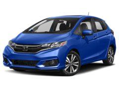 2018 Honda Fit EX-L CVT w/Navi