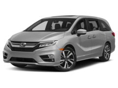 2018 Honda Odyssey Elite Auto