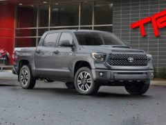 2018 Toyota Tundra 4Wd Limited CrewMax 5.5' Bed 5.7L
