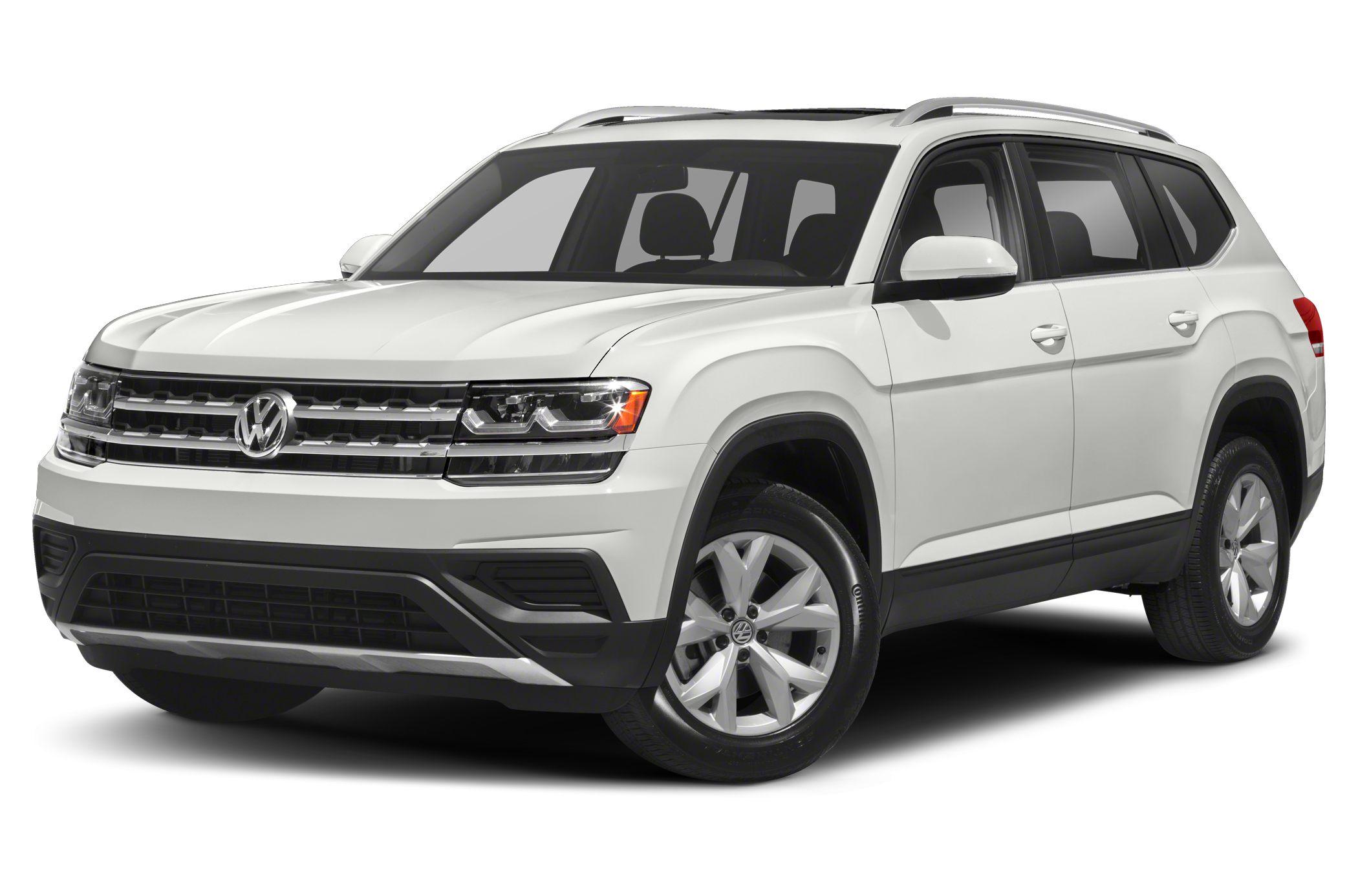 2018 Volkswagen Atlas 2.0T S (A8)