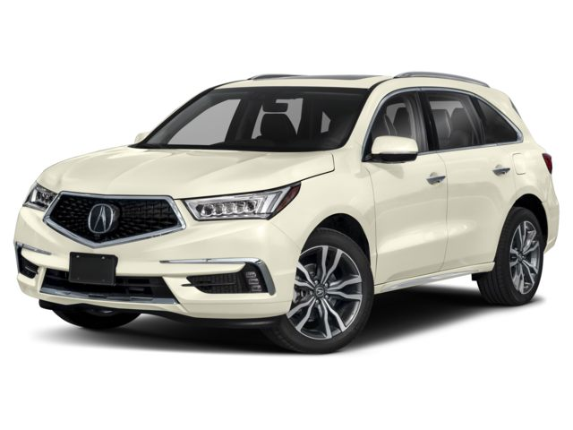 2019 Acura MDX 3.5L Advance Package SH-AWD w/Advance Pkg