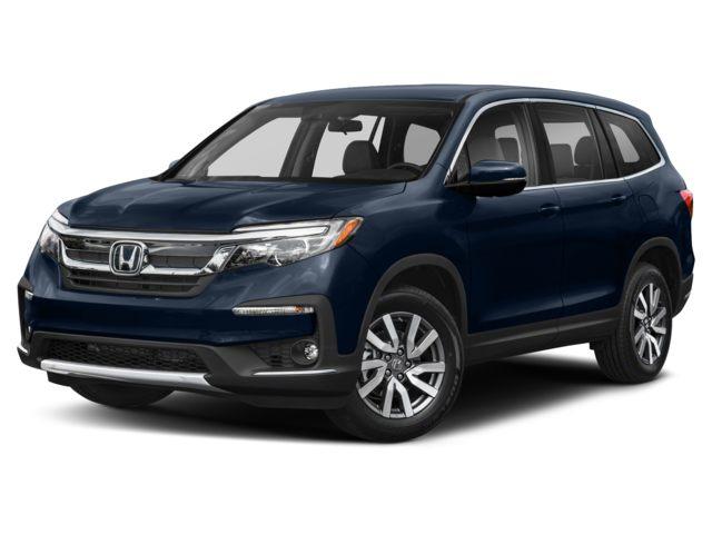 2019 Honda Pilot Lx Awd AWD