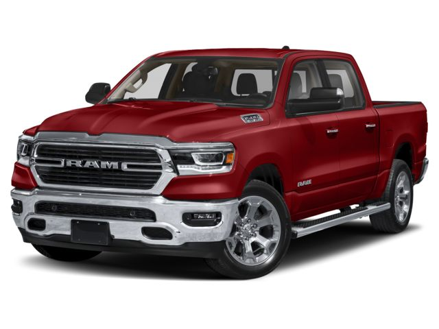 2019 Ram All New 1500 Laramie