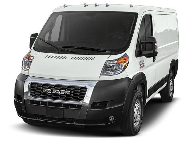 2019 Ram ProMaster Cargo Van 1500 Low Roof 118 WB
