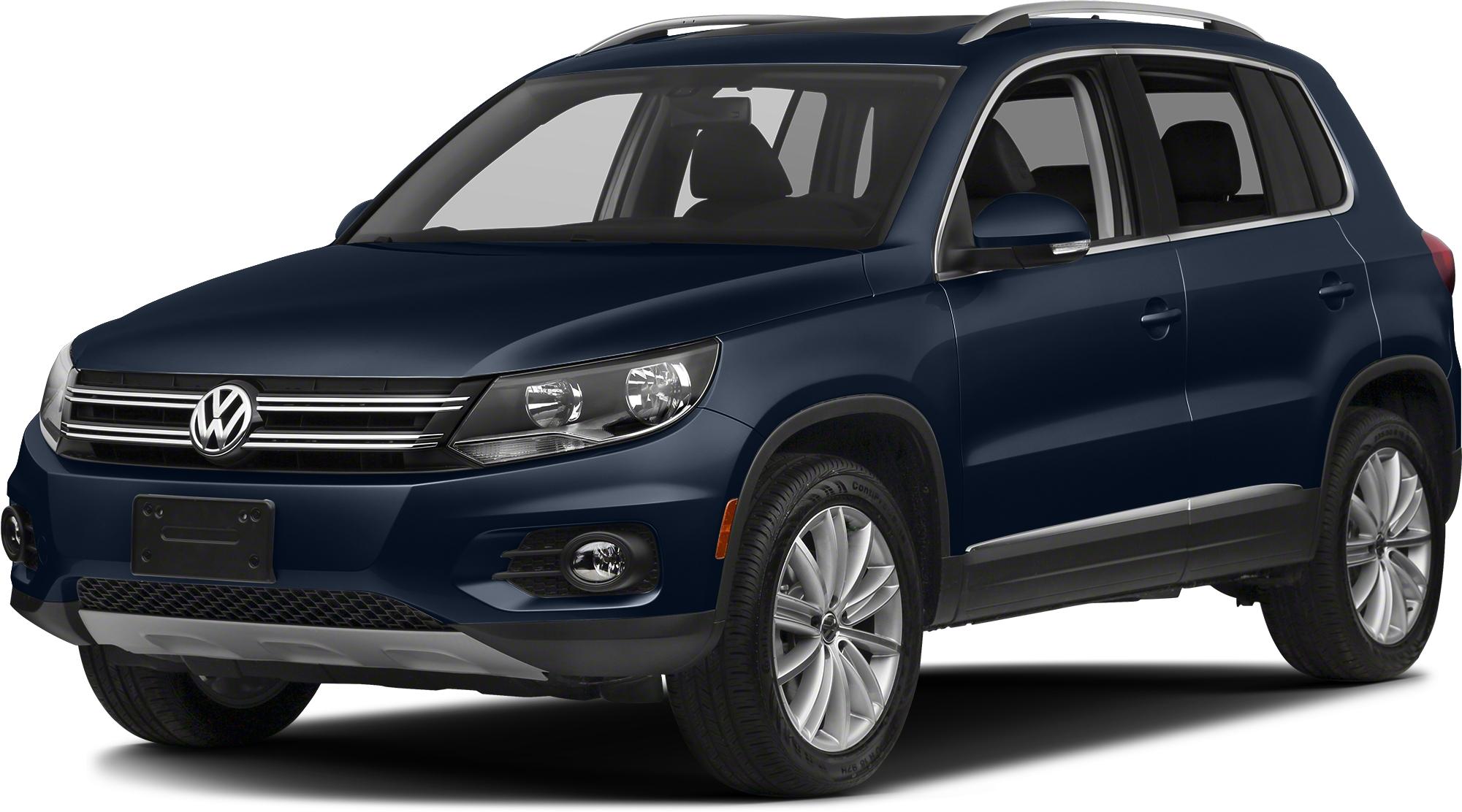 2015 Volkswagen Tiguan Jackson TN 25545815